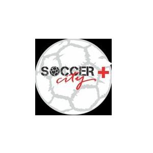 Soccer City - logo